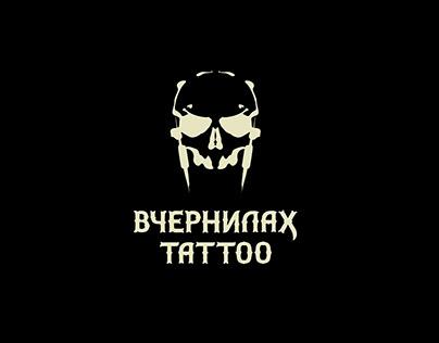 Tattoo studio logotype