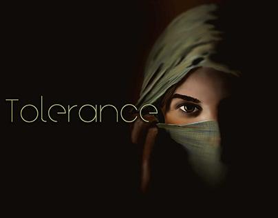 TOLERANCE | Femme voilée