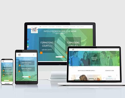 Web design ADF