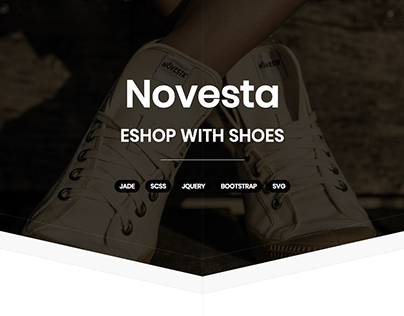 Novesta - eshop with shoes