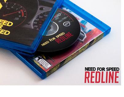 Need for Speed Redline Packaging