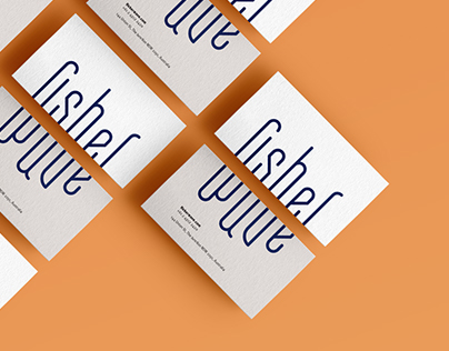 Branding for Fisher Wave