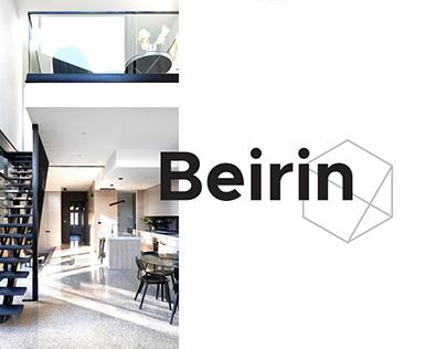 Beirin — Branding