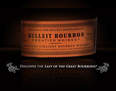 Bulleit Bourbon   The Legend