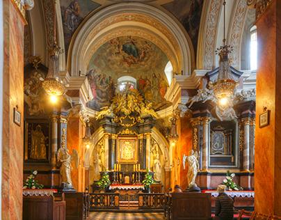 Basilika der Heiligen Dreifaltigkeit , Krakau