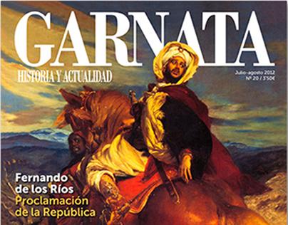 Revista Garnata