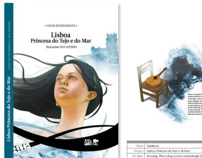 """Picturebook_ """"Lisboa, Princesa do Tejo e do Mar"""""""