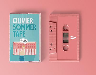 Cassette Tape Artwork for my own release