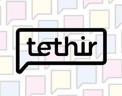 Tethir Branding