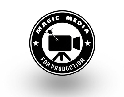Magic media logo