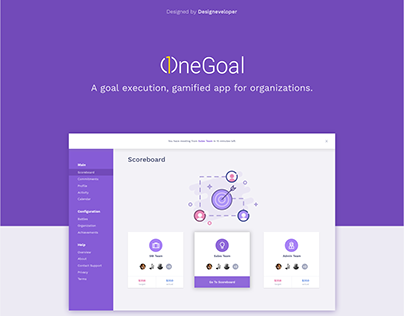 OneGoal - Business Management Project