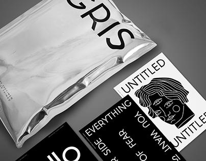 Editorial Specimen - GRIS Typeface