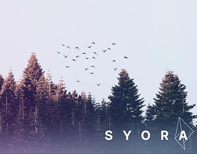 SYORA Brand Design