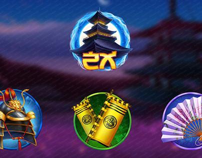 "Slot machine for SALE – ""Legend of Shogun"""