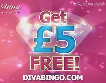 Diva Bingo TVC