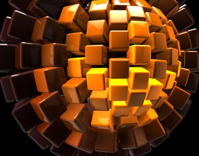 Sphere cubique