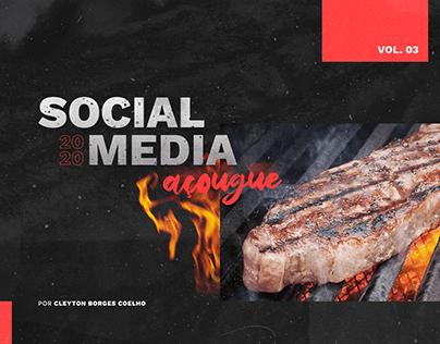 Social Media Açougue | Masterchef - A grife da carne