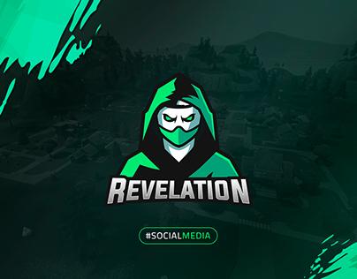Team Revelation - Social Media Pack