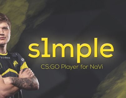 s1mple Banner