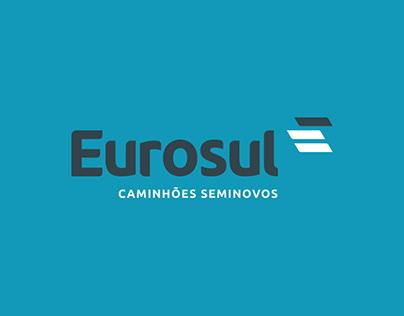 Identidade Visual | Eurosul Caminhões Siminovos | 2020