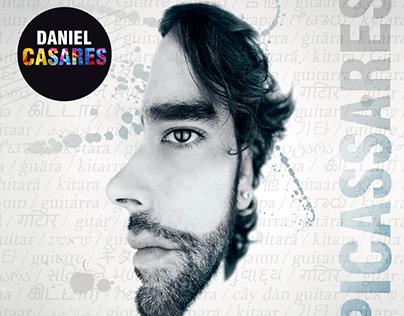 PICASSARES Digipack. Daniel Casares