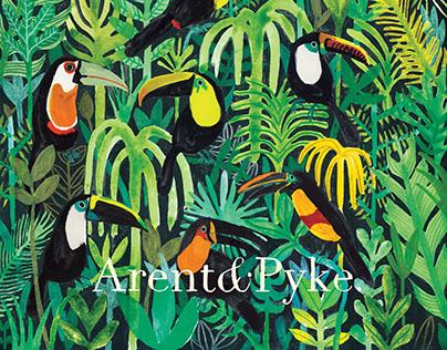 Arent & Pyke Christmas card