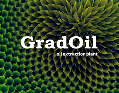 GradOil | oil extraction plant