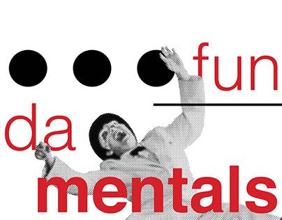 Fundamentals Exhibition