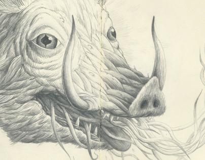 Moleskine Animals