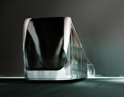 Schoenemann Design: European Tram