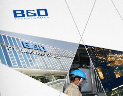 B&D Transformer Company Profile