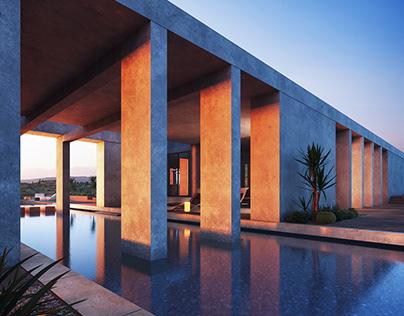 Villa Chams - Carl Gerges Architects