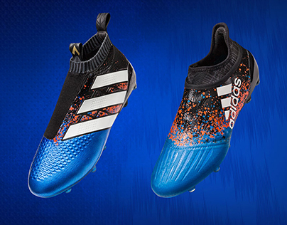 2016 adidas football PARIS PACK