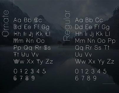 Juniper - Font Duo + Symbols [30% OFF]