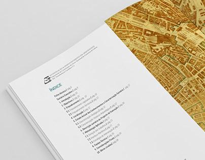 Paginação - Relatório de Arqueologia Preventiva, Lisboa