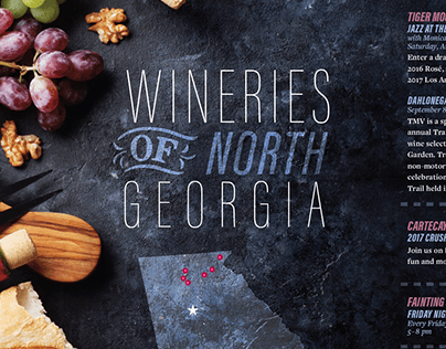 Wineries of North Georgia article