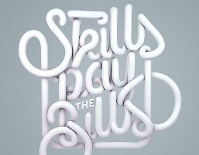 Skills pay the bills