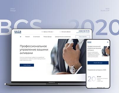 BCS Financial group
