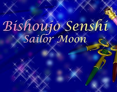 Sailor Moon Relics 3D Project