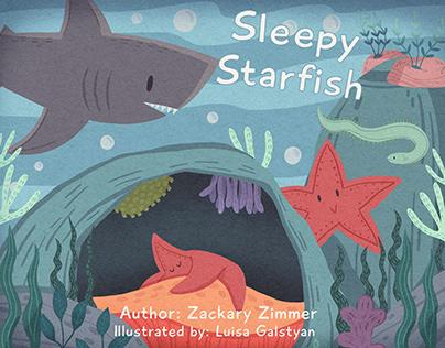 Sleepy Starfish
