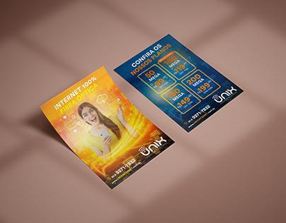 Panfleto para Provedores de Internet