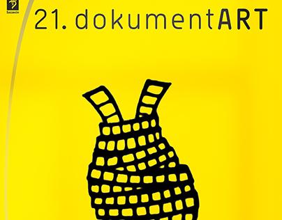 Visual Identity for 21 DokumentArt