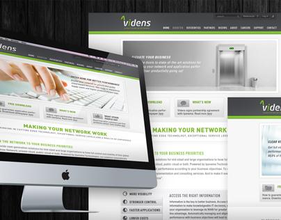 Webdesign Videns IT