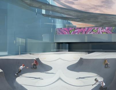 Architecture / Philadelphia Graffiti Arts Center