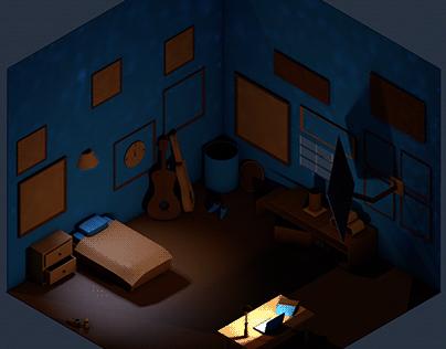 loneliness Room