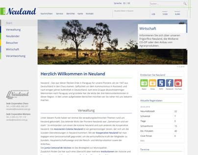 WEB Neuland