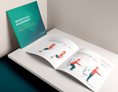 Gesab Health - Character Design & Catalog