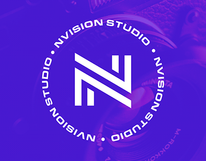 NVISION - Brand Identity