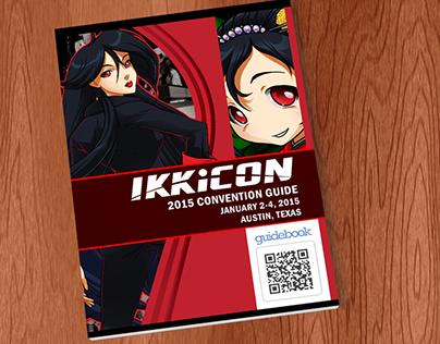 IKKiCON 2015 Print Materials