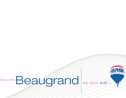 Marque Image - Équipe Beaugrand - courtier immobilier